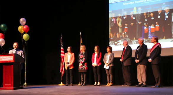Myanmar Students And Professionals Network Usa Launched